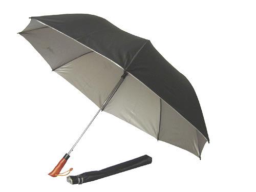 2 parcours de golf de pliage parapluie