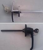 T-Main Main Verrouillage/H-lock