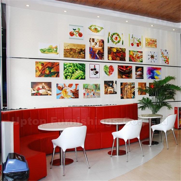Foto de Restaurante moderno hecho personalizado Muebles Asientos de ...