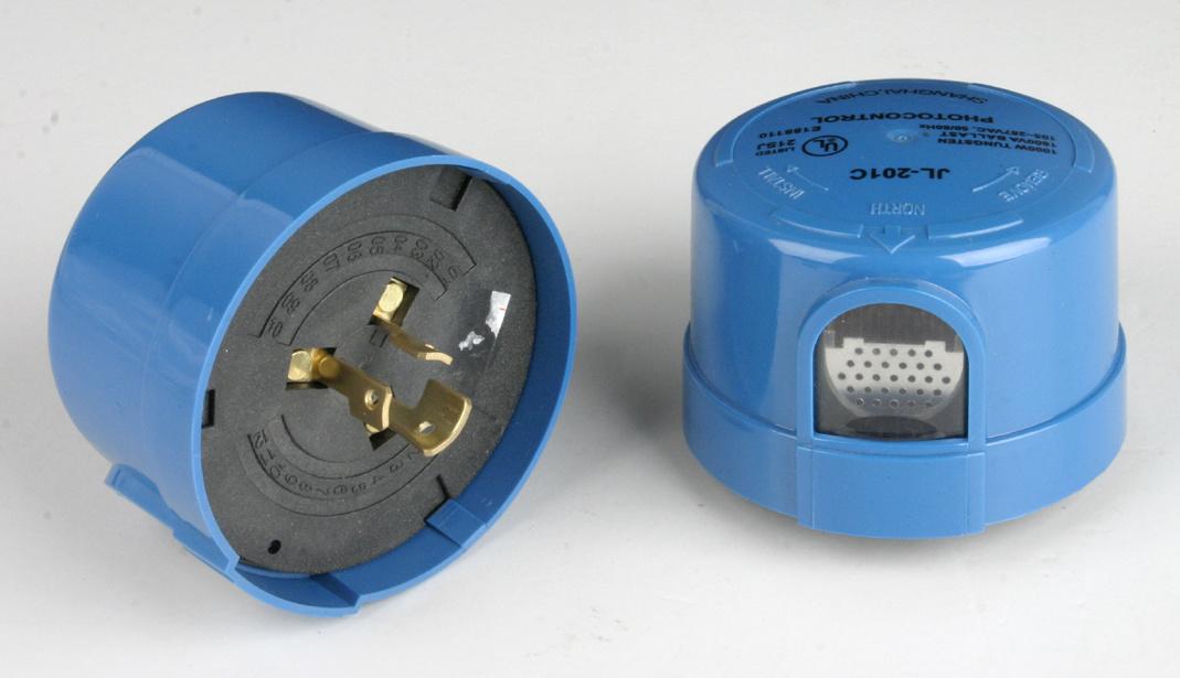 En cas de panne sur le mode relais CC électromagnétique des capteurs de lumière de l'interrupteur pour phares de contrôle de la rue photo électronique