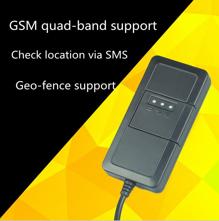 Resistente al agua la comprobación en línea Ubicación Mini GPS Tracker