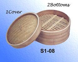 El bambú utensilio de cocina