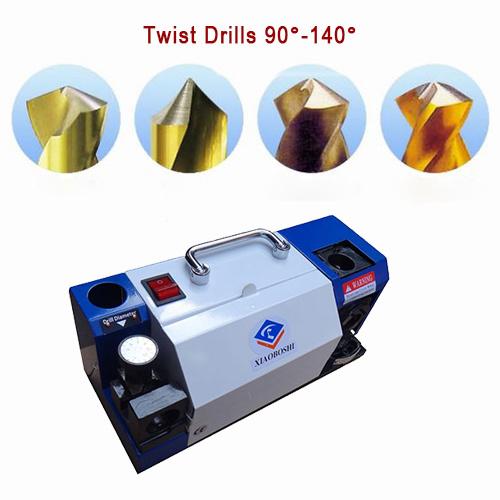 Boormachine van 2-13 mm voor universele torsieboor