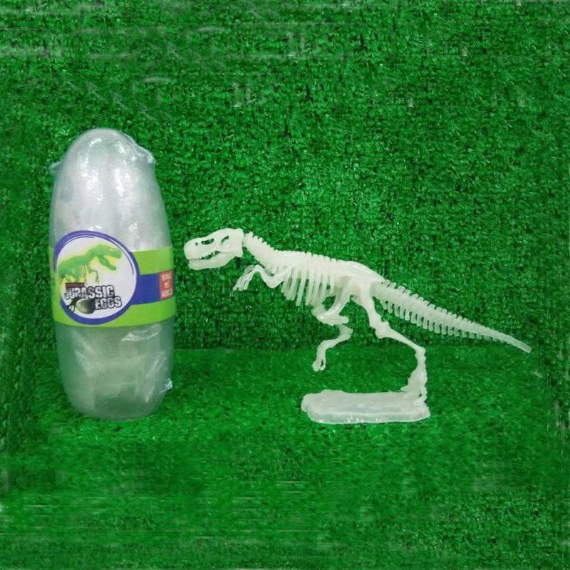Foto De El Esqueleto De Dinosaurio Juguetes Brillan En La Oscuridad En Es Made In China Com En este video vemos varios sobres sorpresa de dinosaurios, algunos de ellos brillan en la oscuridad. dinosaurio juguetes brillan