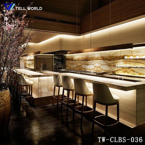 Foto de Wholesale Club Nocturno de LED de última barra diseño ...