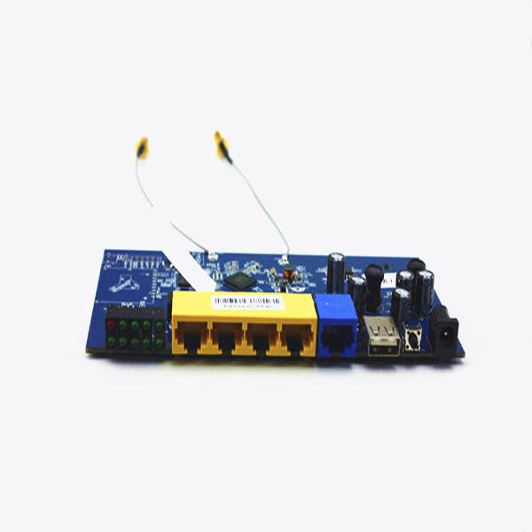 Ar9344 IEEE802.11AC à double bande de 750Mbps Openwrt Routeur sans fil haute puissance