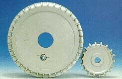 Keramisches Kurven-Rand-Schleifen-Rad