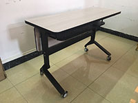 Venta caliente barata formación plegable plegable Mesa Muebles de oficina escritorio
