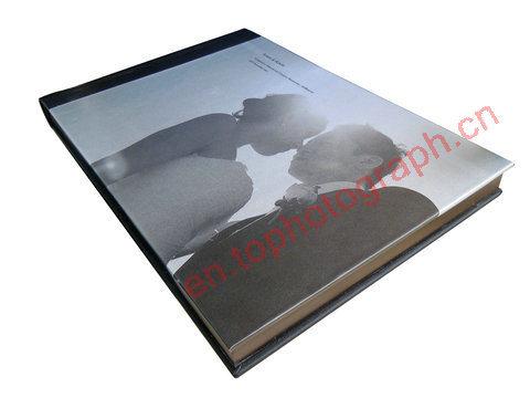 Ebene Zoll-Silber-Abdeckung des Einfassungs-Album-14x11