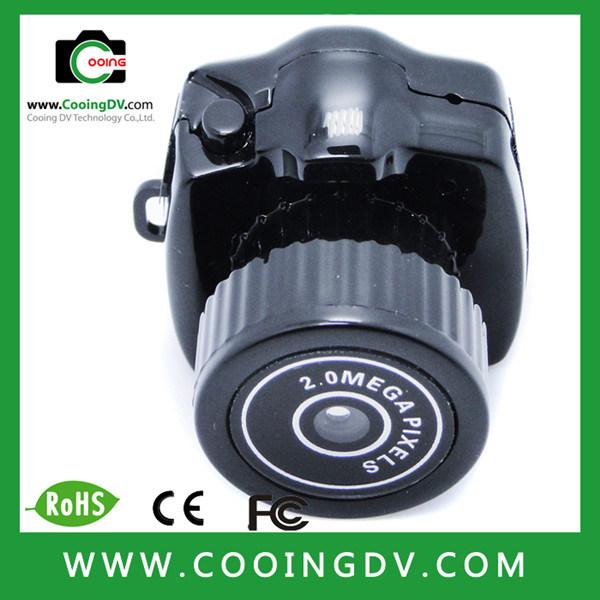 Y2000 Mini caméra avec 1280*960 pixels