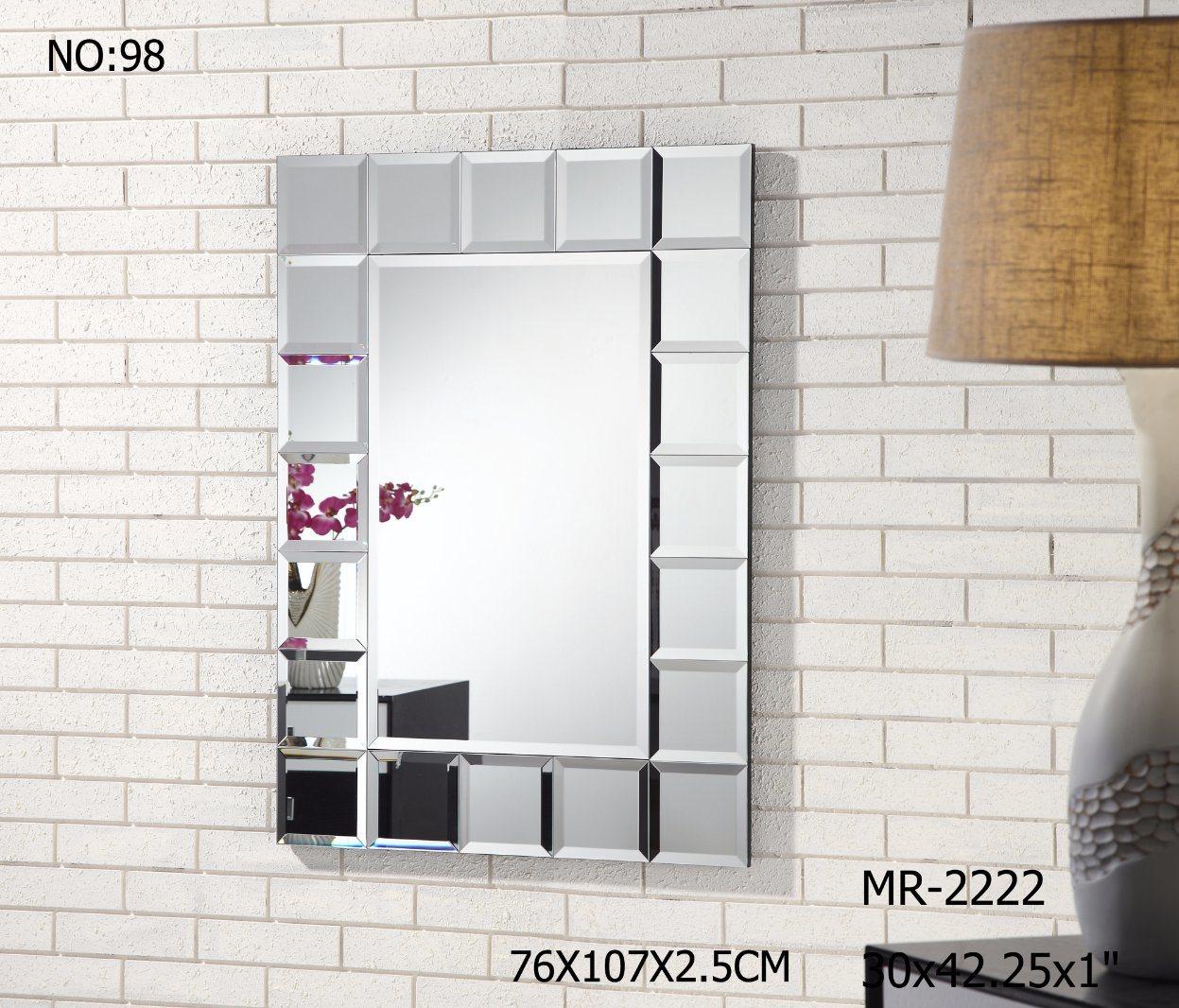 Miroir Salle De Sejour la salle de séjour mur miroir pour la décoration d'accueil