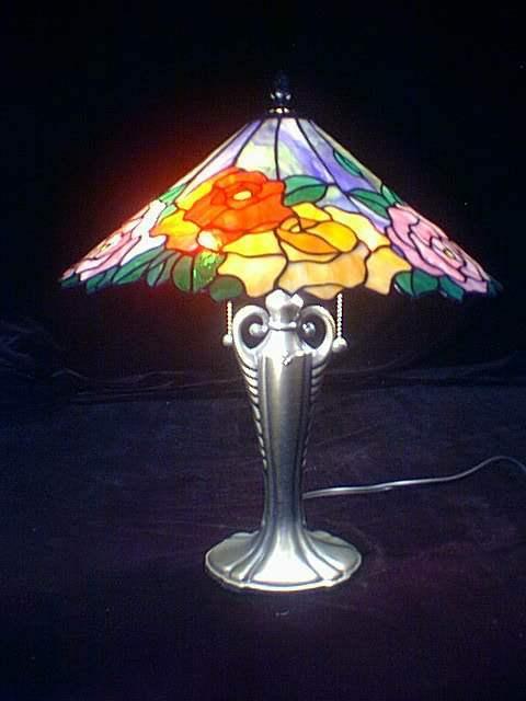 Lámpara Tiffany(JH-4011)