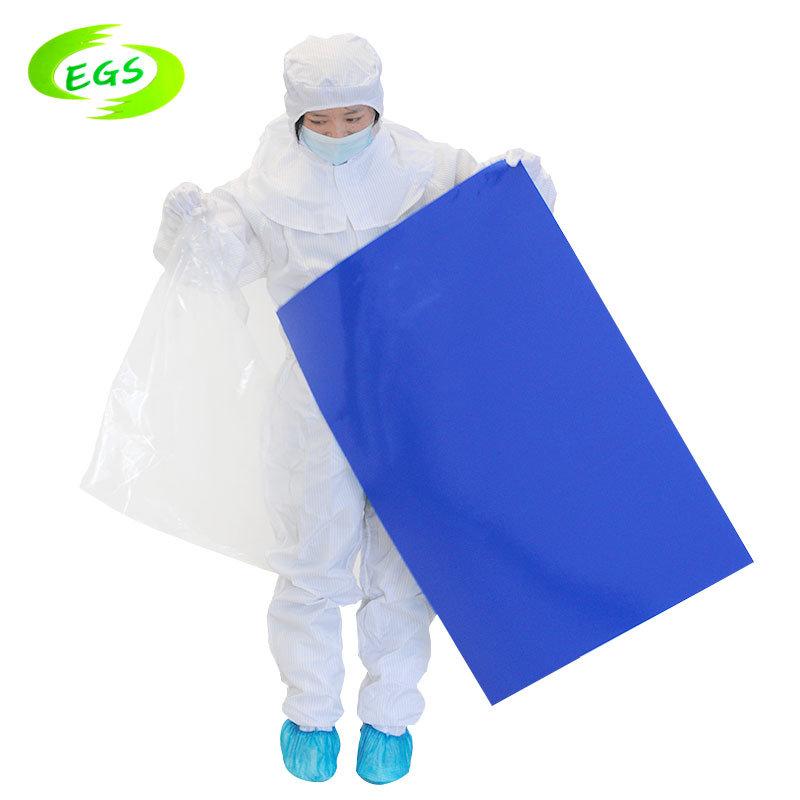 Cleanroom de Antistatische ESD Kleverige Mat van het Stof/Plakkerige Mat