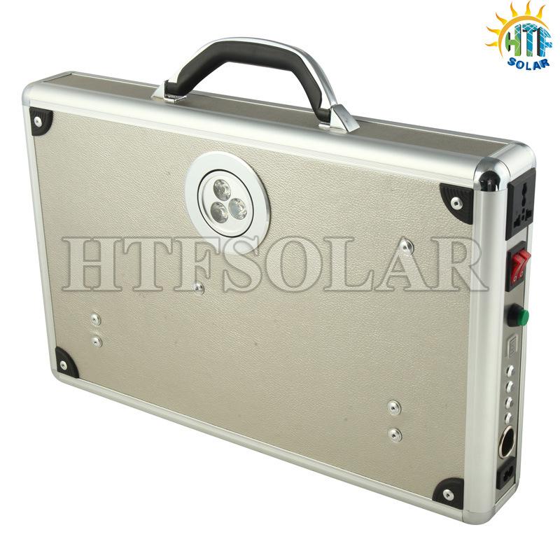 10W iluminação LED solares e sistema de música