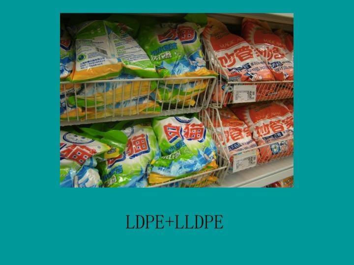 O LDPE+LLDPE