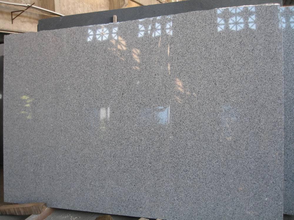 الصين جرانيت رمادي يشترى Granite Tile Slab على Sa Made