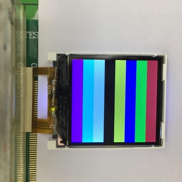 1.44 Bildschirmanzeige-Baugruppe des Zoll-TFT