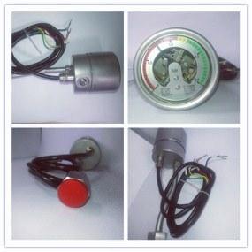 Wscgf Manómetro de presión de contacto