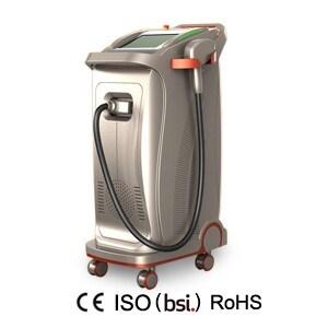 O sistema de remoção de pêlos (Artemis 600S)
