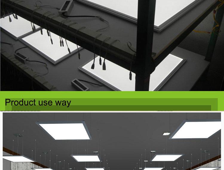 2013년 Hotsell 작풍 SMD 3014 20W 300X600mm 고품질 LED 가벼운 위원회
