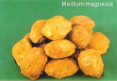 Middelgrote Magnesia
