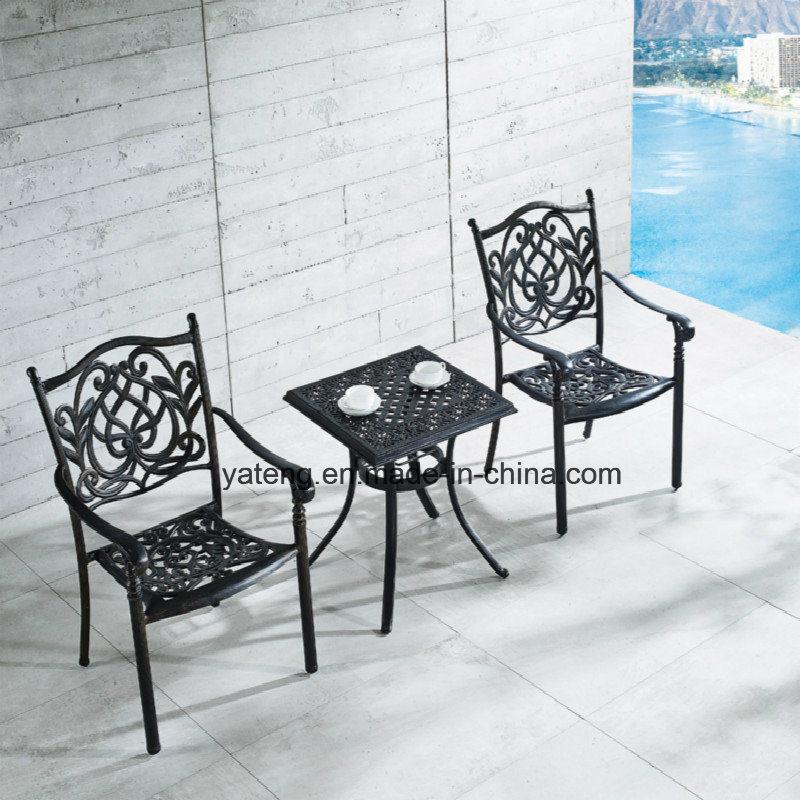 Foto de Venta caliente muebles de patio exterior de aluminio ...