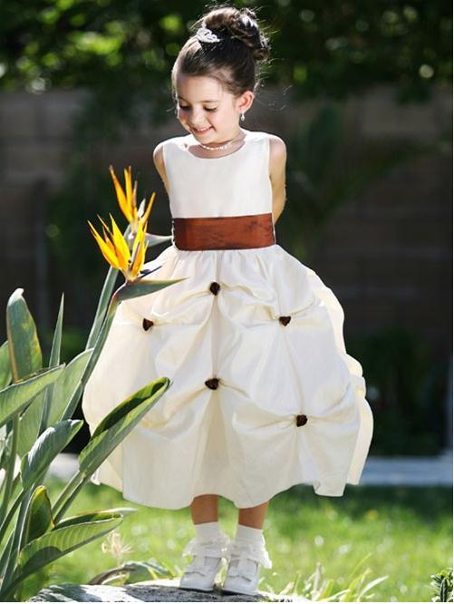 Flower Girl Dress(Sov003)