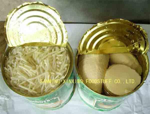 Brote de bambú