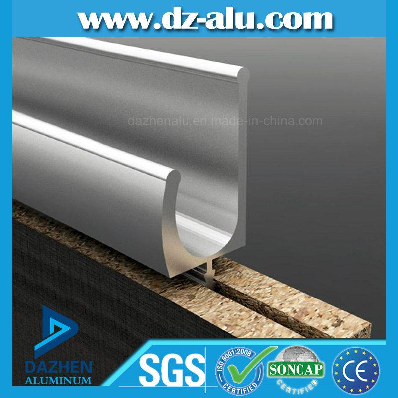 Het Profiel Van Het Aluminium Van Het Handvat Van De