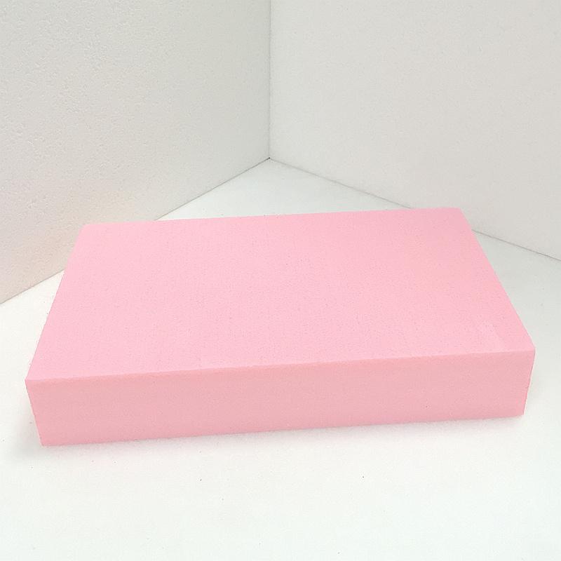 Fuda Uitgedreven Roze 25mm van de Rang 250kpa van de Raad van het Schuim van het Polystyreen (XPS) B1 dik