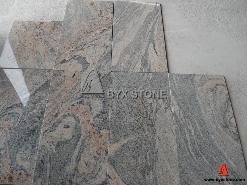 Polierter Stein Granit Fliesen Für Küche Badezimmer Boden Wand - Granit fliesen fürs bad