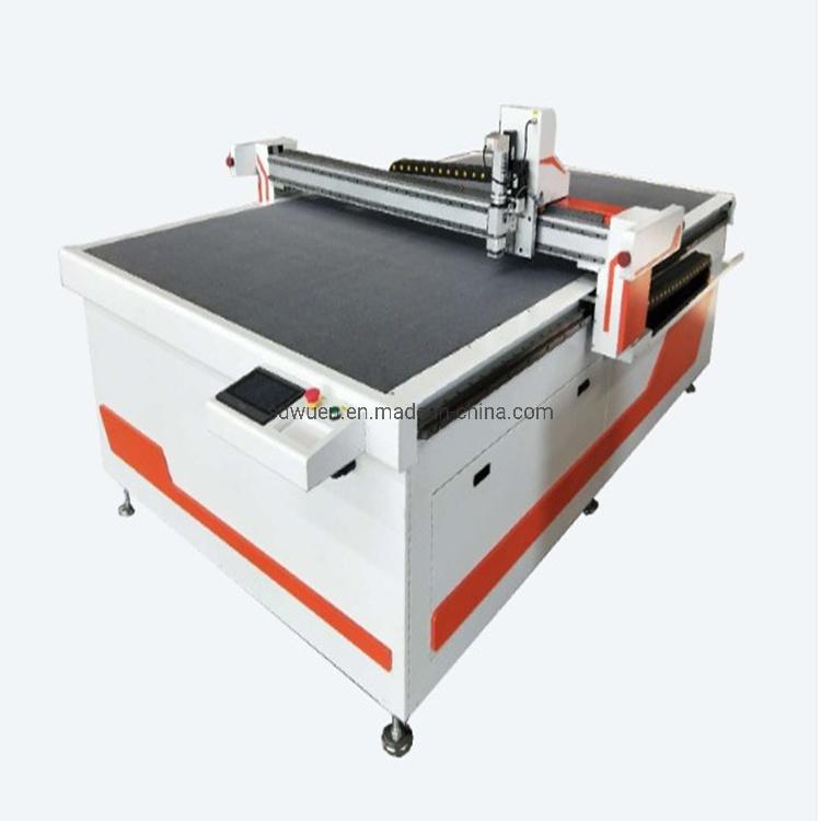 Vorhang-/Vorhang-/Rollen-Vorhang-Gewebe-Vorhang-Schwingung-Messer-Ausschnitt-Maschine