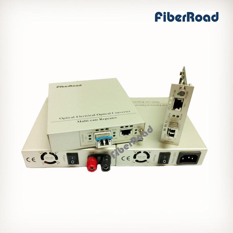 RJ45 a SFP+ o RJ45 al convertitore disponibile di mezzi di Ethernet 10g dell'OEM di XFP