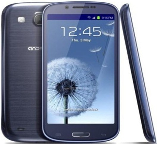 이중 중핵 1.2g 4.7 인치 Qhd 960*540 WCDMA WiFi GPS 이중 SIM 카드 이동 전화