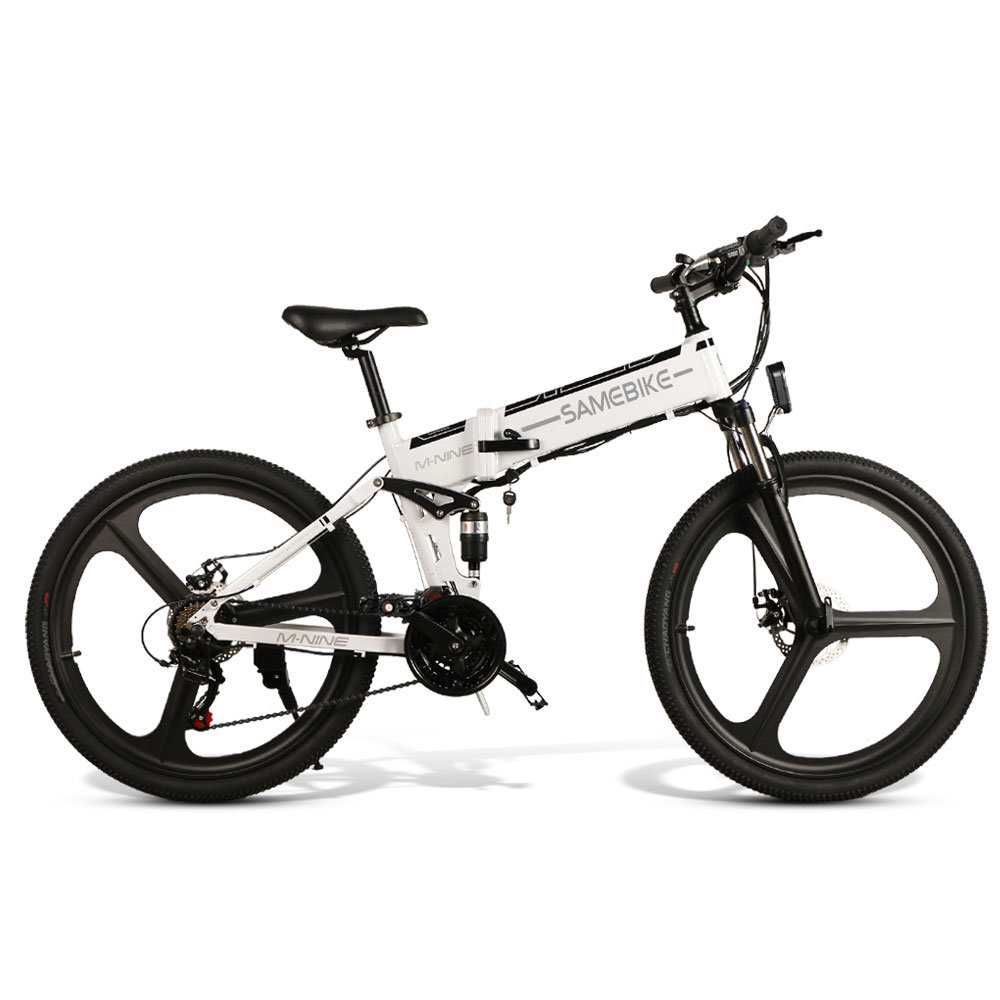 2020 20 pouces Cadence Hi-Ten 10AH 48V 350W vélo électrique/ Bicicleta/ de la saleté de vélo BMX de saut