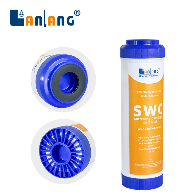 Стандартной емкости для воды размягчения полимера картридж фильтра