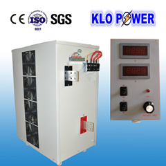4-20mA PLC를 가진 48V DC Power Supply Electrioplating IGBT Rectifier