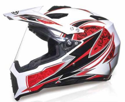 新式のオートバイのヘルメットのための土のバイクのヘルメット(WLT-128)
