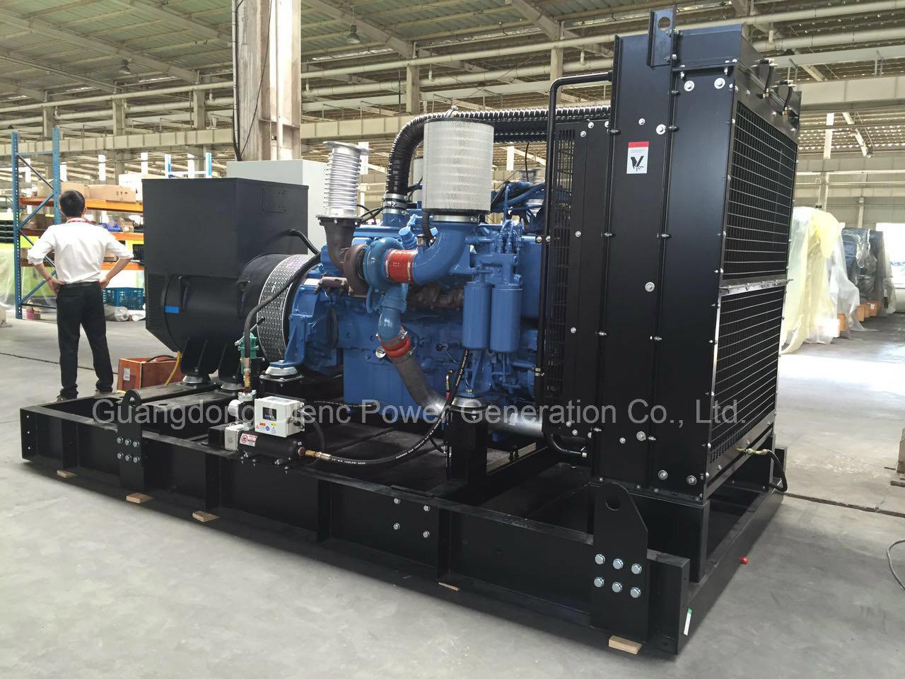 250kw Diesel Gene Set With Mtu Engine Stamford Alternator Delixi Air Circuit Breaker Cdw16300 China Manufacturer Guangdong Olenc Power