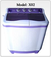 洗濯機 (XPB60-02)