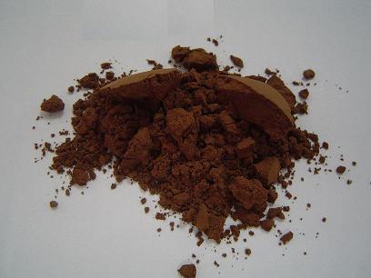 La poudre de cacao naturel