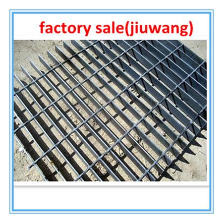 Оаэ горячие продажи черный обычной стальной решеткой