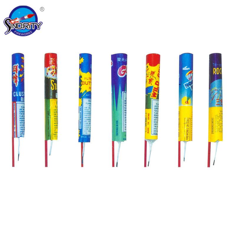 Fuochi d'artificio del Rocket dei paracadute di Sf-T0508 T0509 T0510 T0511