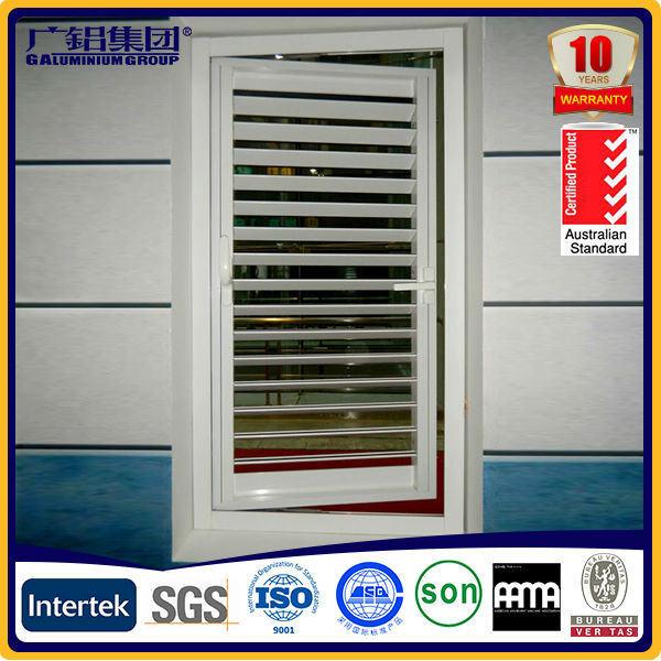 Foto de Aleación de aluminio Material del marco y la ventana Tipo de ...