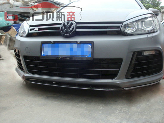Стиль Revozport Auto детали комплекта кузова для автомобилей Volkswagen Golf 6 R20 2010-2011