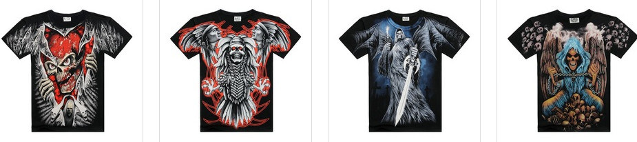 3D Printing Graph Tiger Animal T Shirt