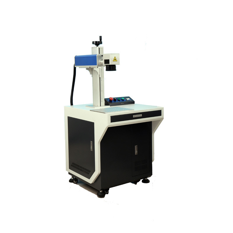 Fibra Focuslaser marcadora láser en blanco y negro la impresora y copiadora láser utiliza máquina de corte láser de fibra