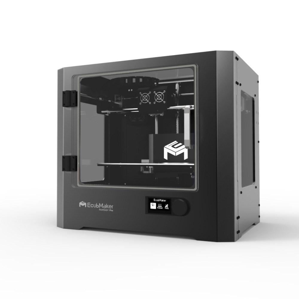 2016 Ecubmaker double Machine d'impression 3D de l'extrudeuse