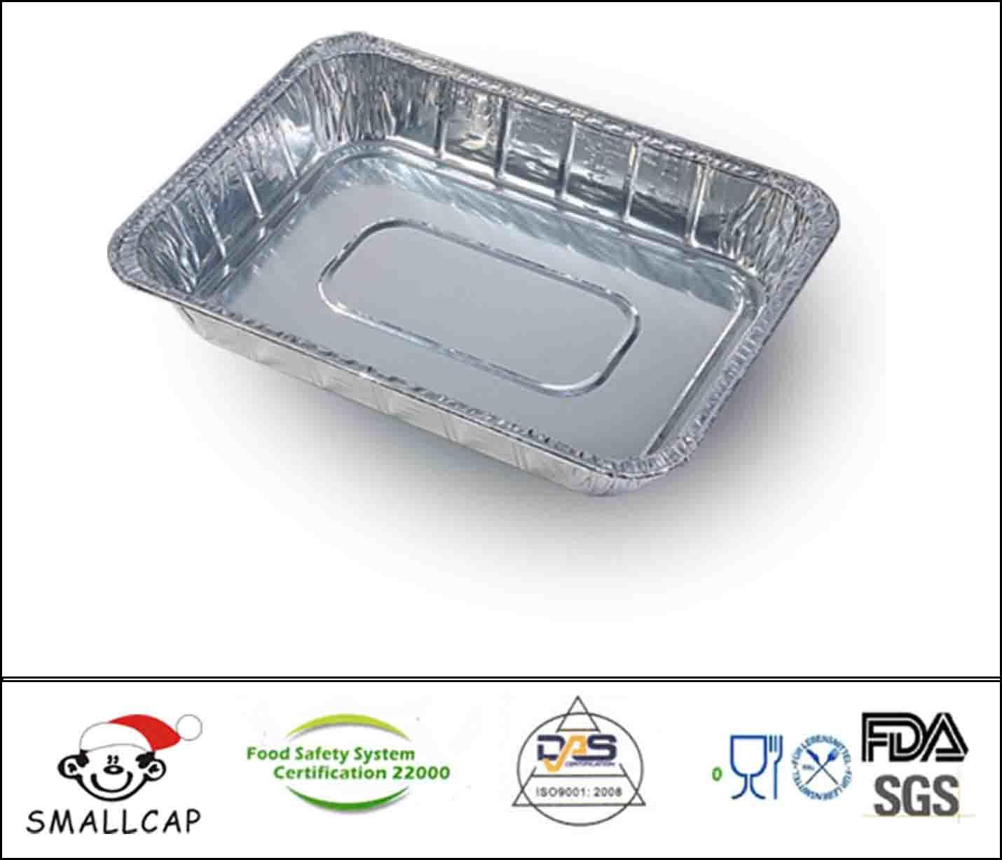 China Rec37287f de Container van de Folie van het Aluminium
