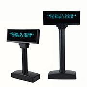 VFD220 2 Linhas Tela de poste para o cliente/ WiFi Bluetooth